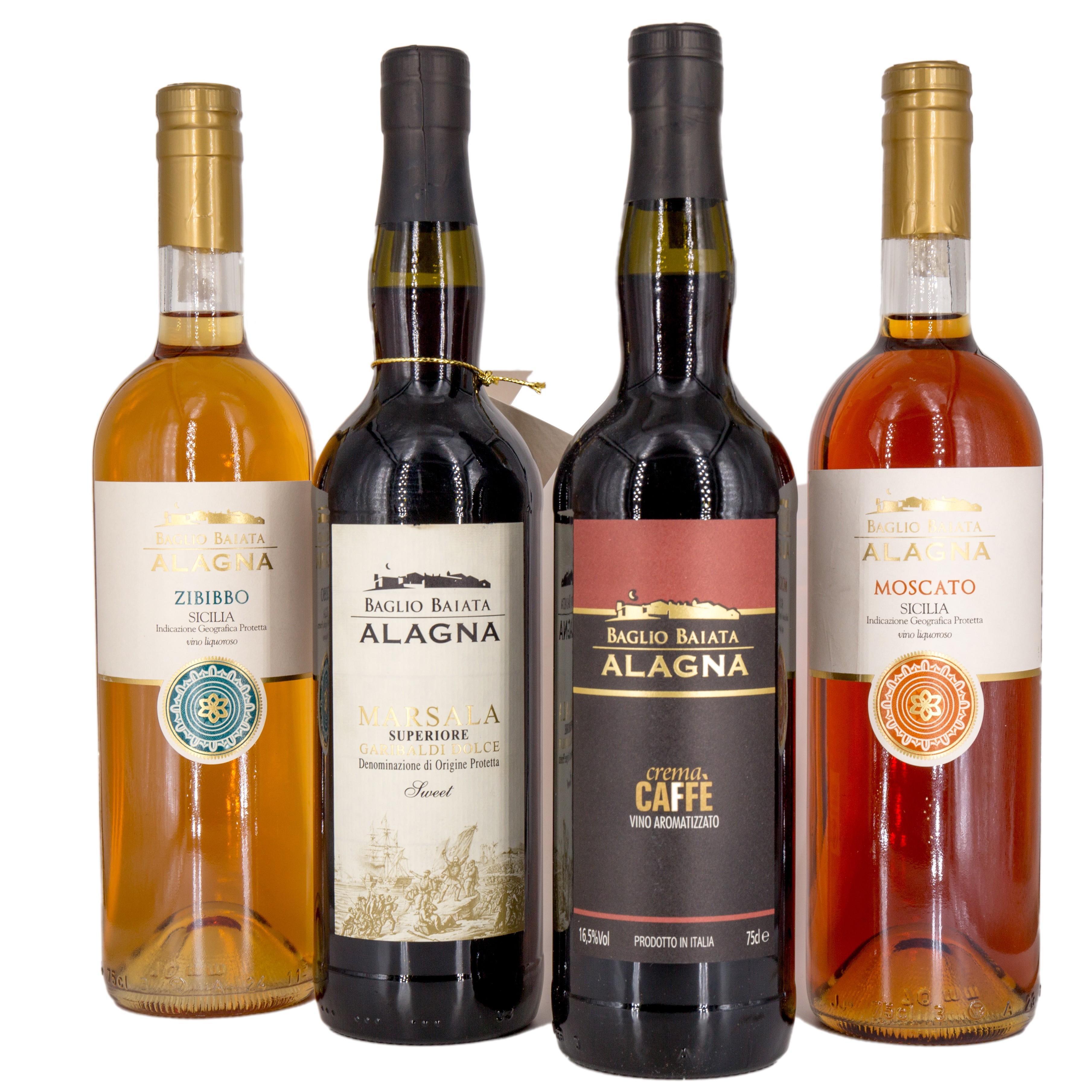 vini dolci siciliani